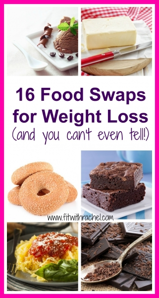 16 Food Swaps For Weight Loss And You Can T Even Tell Fit And