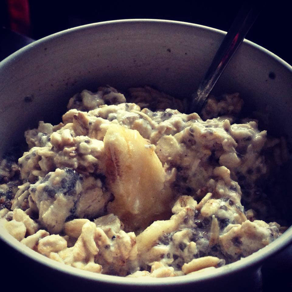Banana Chia Overnight Oats - Fit and Fabulous With Rachel ...