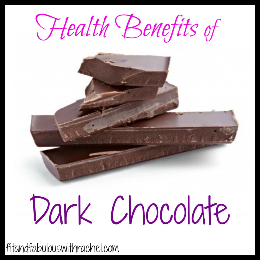 health benefits of dark chocolate  fit and fabulous with