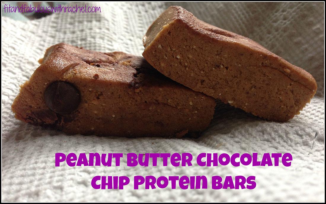 Gluten-Free Peanut Butter Chocolate Chip Bars Recipe ...