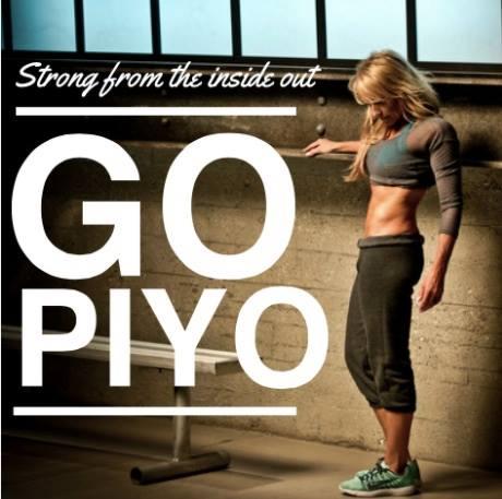 PiYo Workout Schedule and Calendar