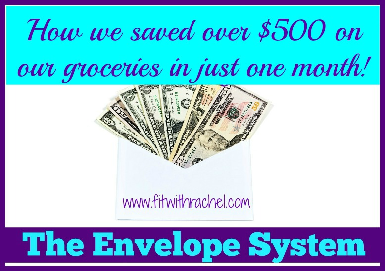 how we saved $500 in one month on our groceries