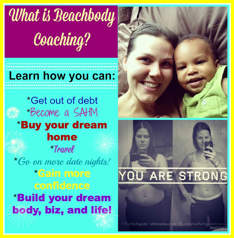 Live your BEST life! Join our Sneak Peek into Beachbody Coaching!