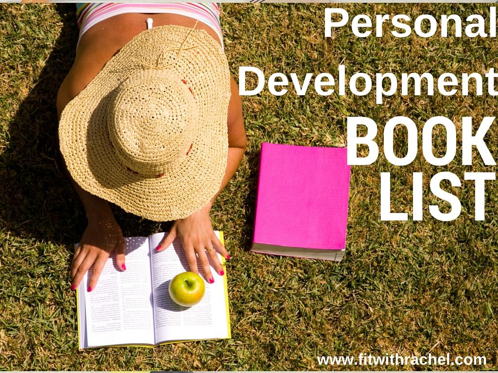 Personal Development Book List