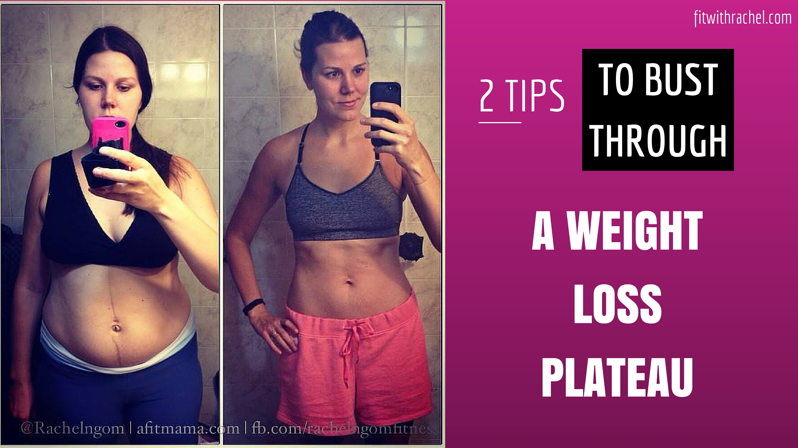 pics Here's How You Bust Through a Plateau