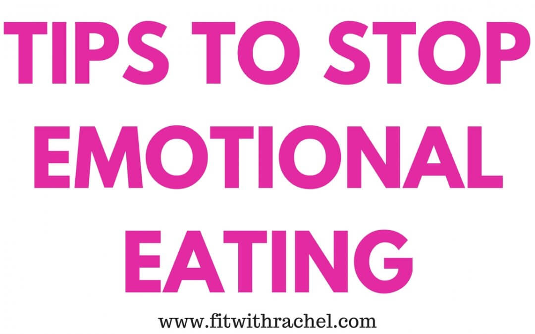 Tips to Stop Emotional Eating