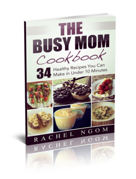 The Busy Mom Cook Book
