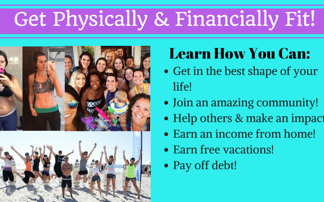 Get Physically and Financially Fit!