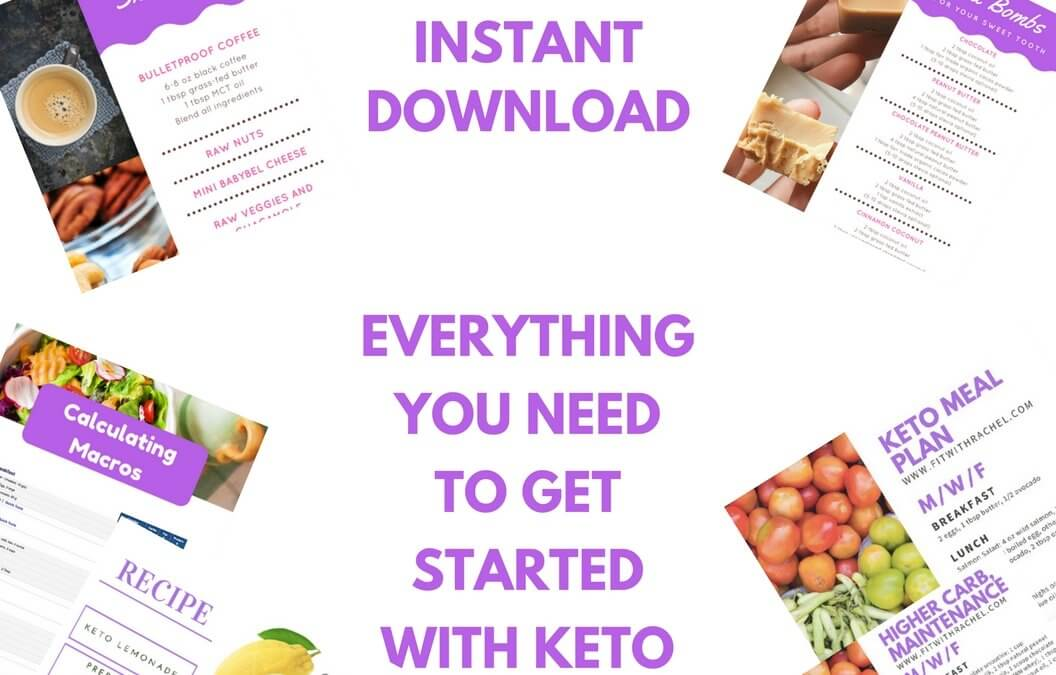 Keto(ish) is Here!