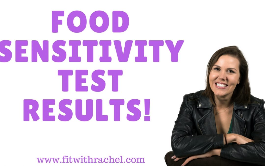 Food Sensitivities Test Results: Home Test for Food Sensitivities