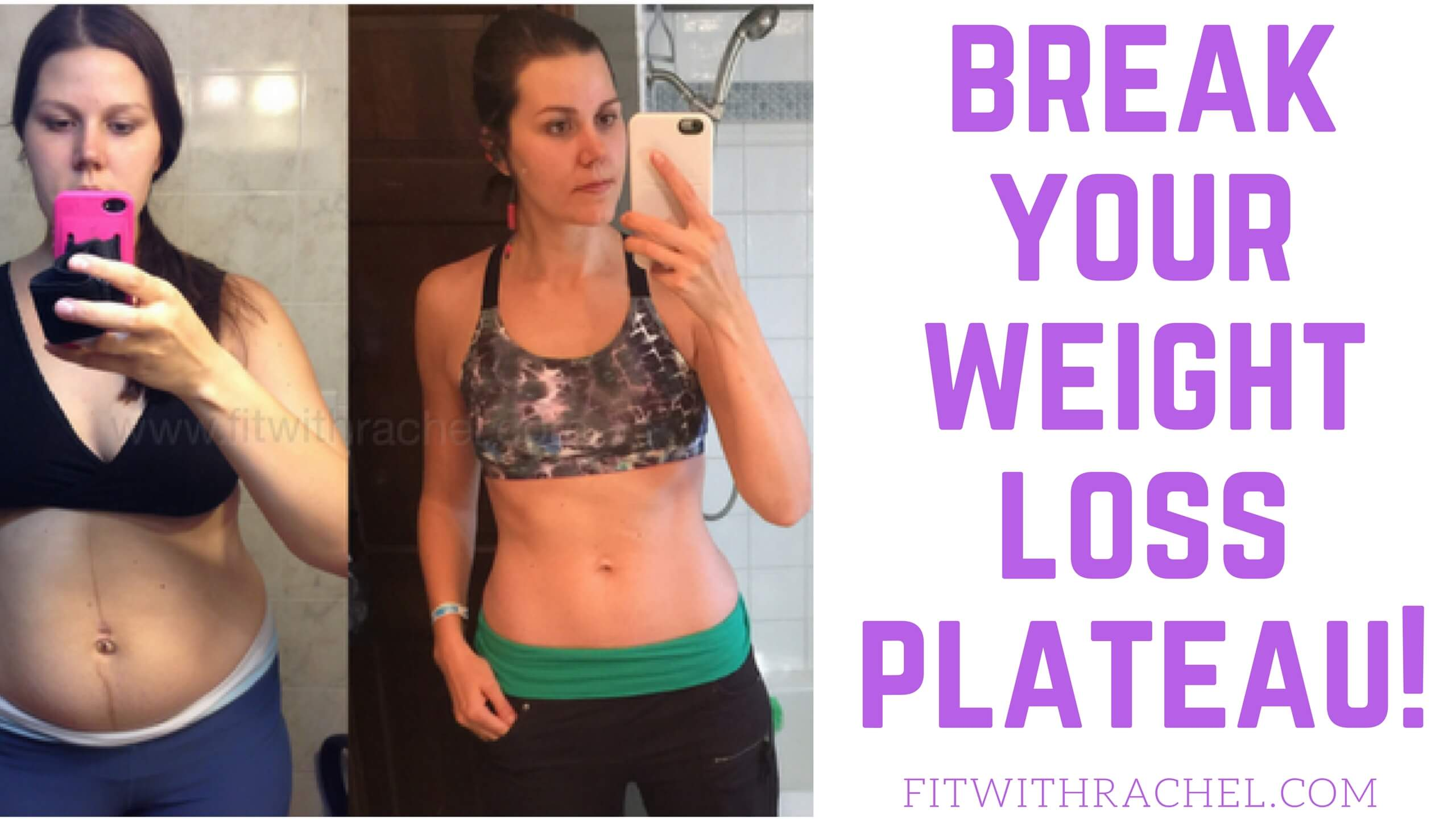 How To Break a Weight Loss Plateau: 3 Tips to Bust a Weight Loss ...